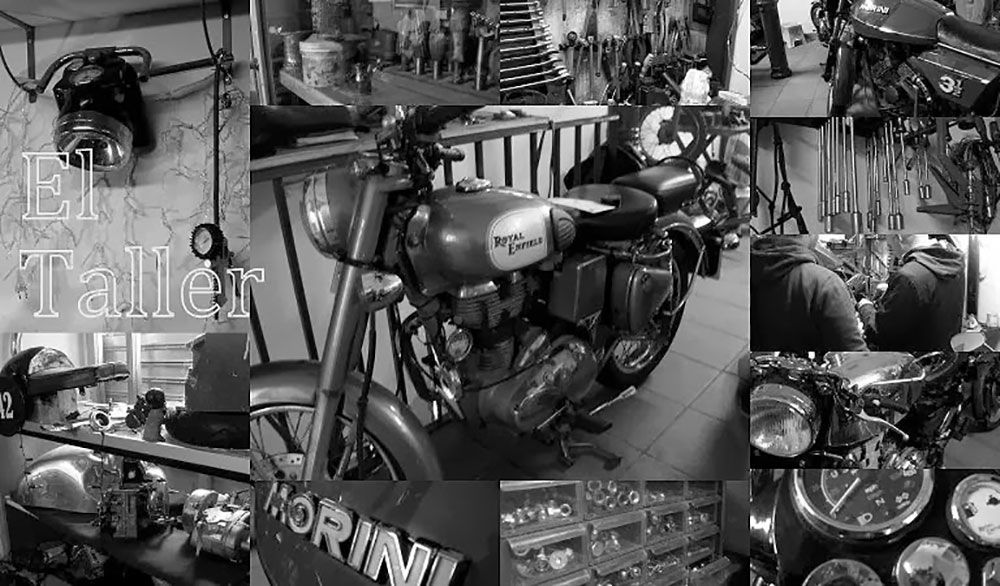 talleres de motos en Madrid